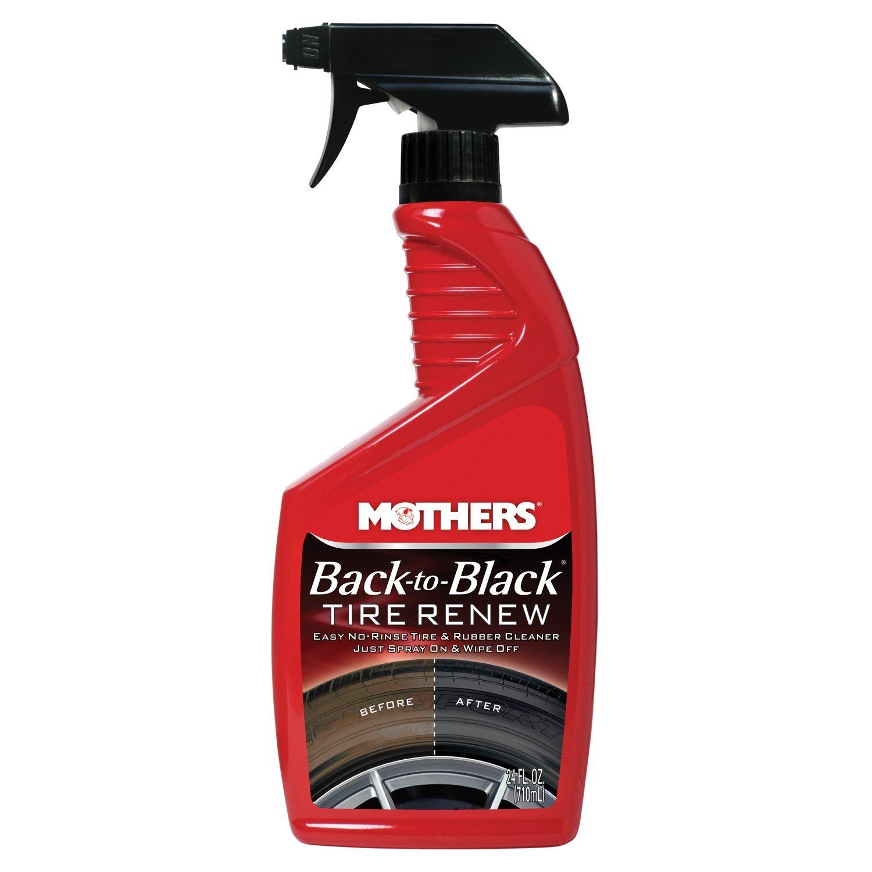 Mothers Back-to-Black Tire Renew, čistič a lesk na pneu, 710 ml