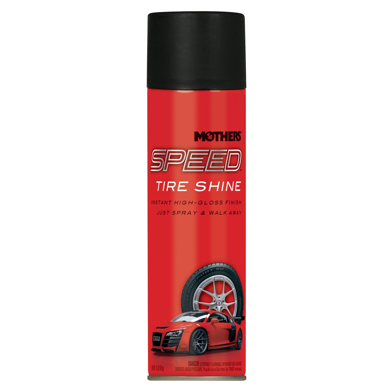 Mothers Speed Tire Shine - lesk na pneu, sprej 444 ml