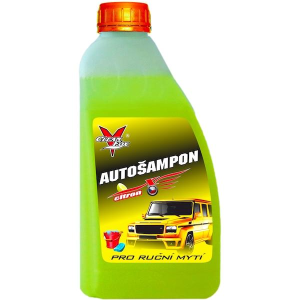 CLEANFOX Autošampon 1000 ml