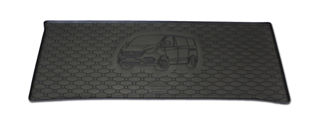 Vana do kufru gumová RIGUM  Ford Custom s topením 8/9 míst L1 2018-