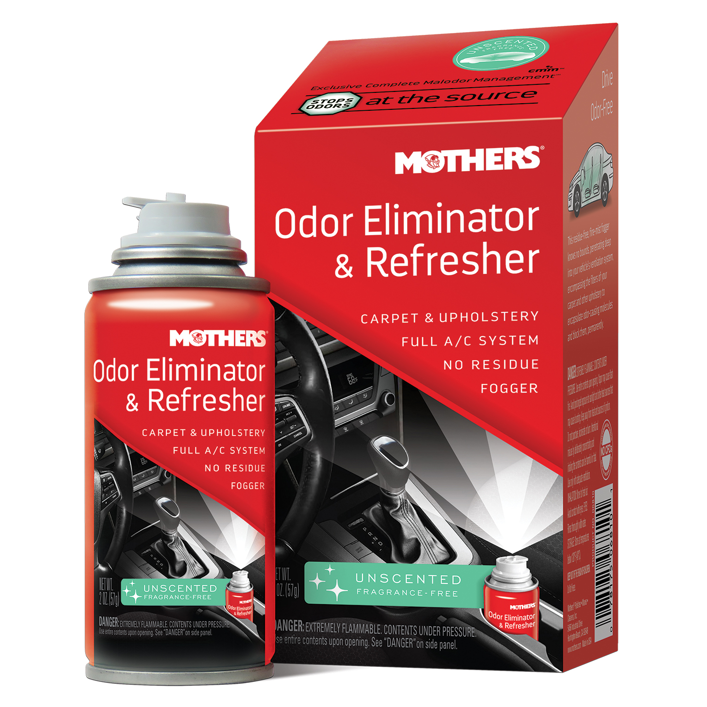 Mothers Odor Eliminator & Refresher - osvěžovač vzduchu a eliminátor zápachu 57g