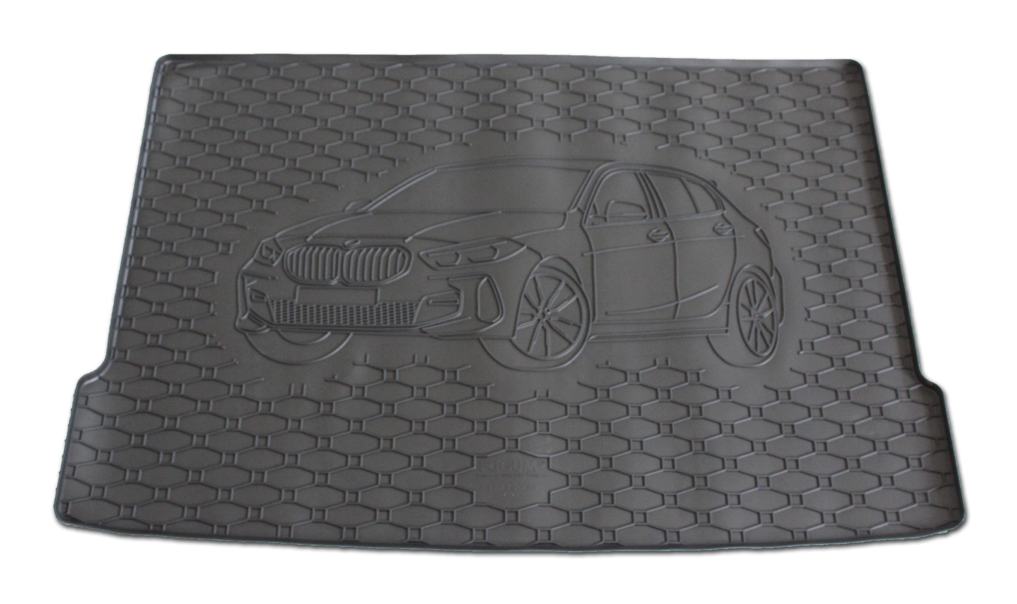 Vana do kufru gumová RIGUM BMW 1 5dv Hatchback 2020-