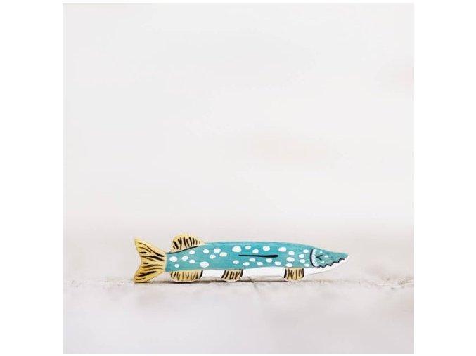 lake fish toy