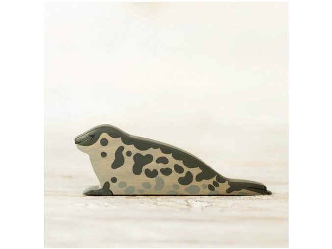 toy ringed seal