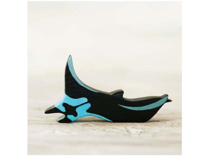 toy manta rays