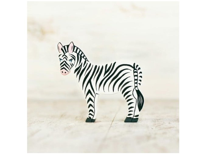 toy zebra