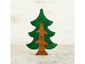 tree fir tree