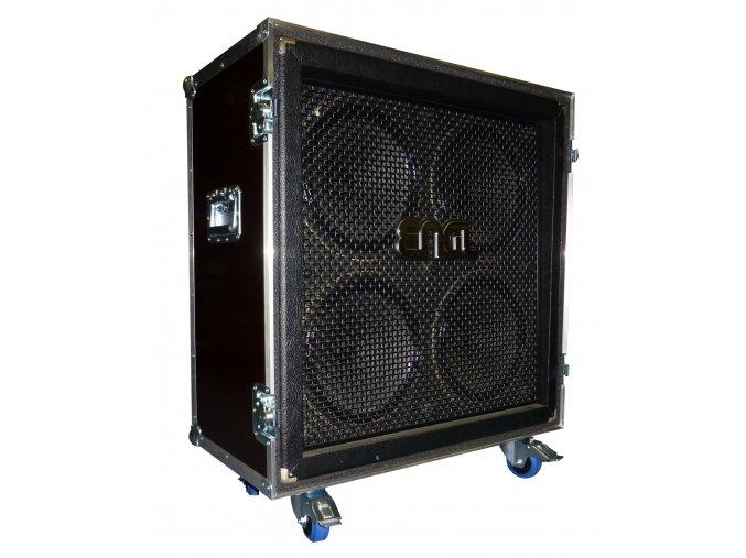 case na kytarový box 4x12 dvířka
