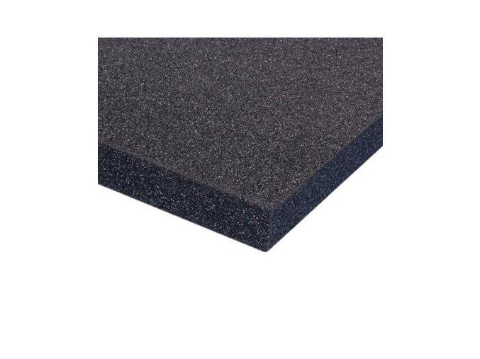 Adam Hall PE Plastazote Foam Black 20 mm