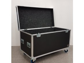 Profi flight case 1200x600x600