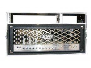 case na kytarový zesilovač + rack 1U