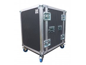 PROFI rack case 14U Antishock