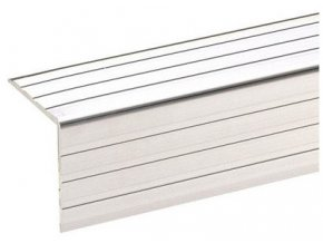 Adam Hall 6109 Aluminium Case Angle 22x22 mm