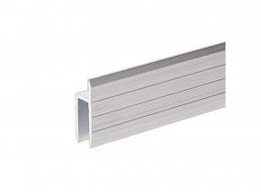 """Adam Hall 6126 Aluminium """"h"""" Section"""