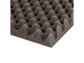 Adam Hall Eggbox Foam Grey 50 mm