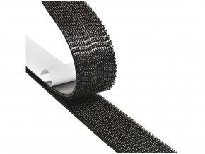 7730 sj 3540 samolepici suchy zip 3m dual lock sire 25mm cena za 1 bezny metr cerny