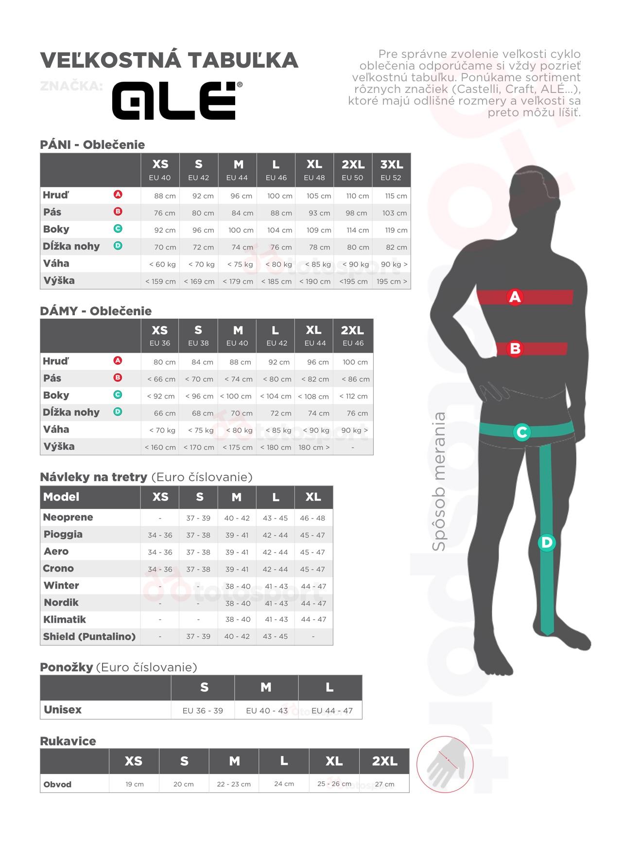 ALÉ Cycling Clothing