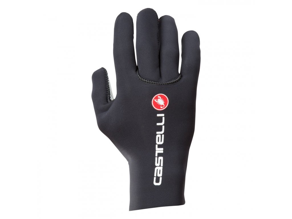Neoprenové rukavice Castelli Diluvio C (Farba Castelli-Diluvio-C-neoprenove-Fluo žltá, Veľkosť XXL)