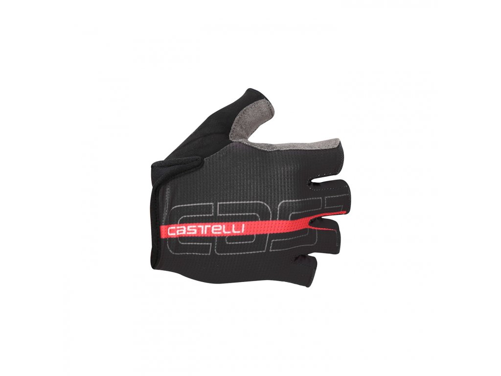 Letné rukavice Castelli Tempo (Farba Castelli-Tempo-Antracit, Veľkosť XXL)