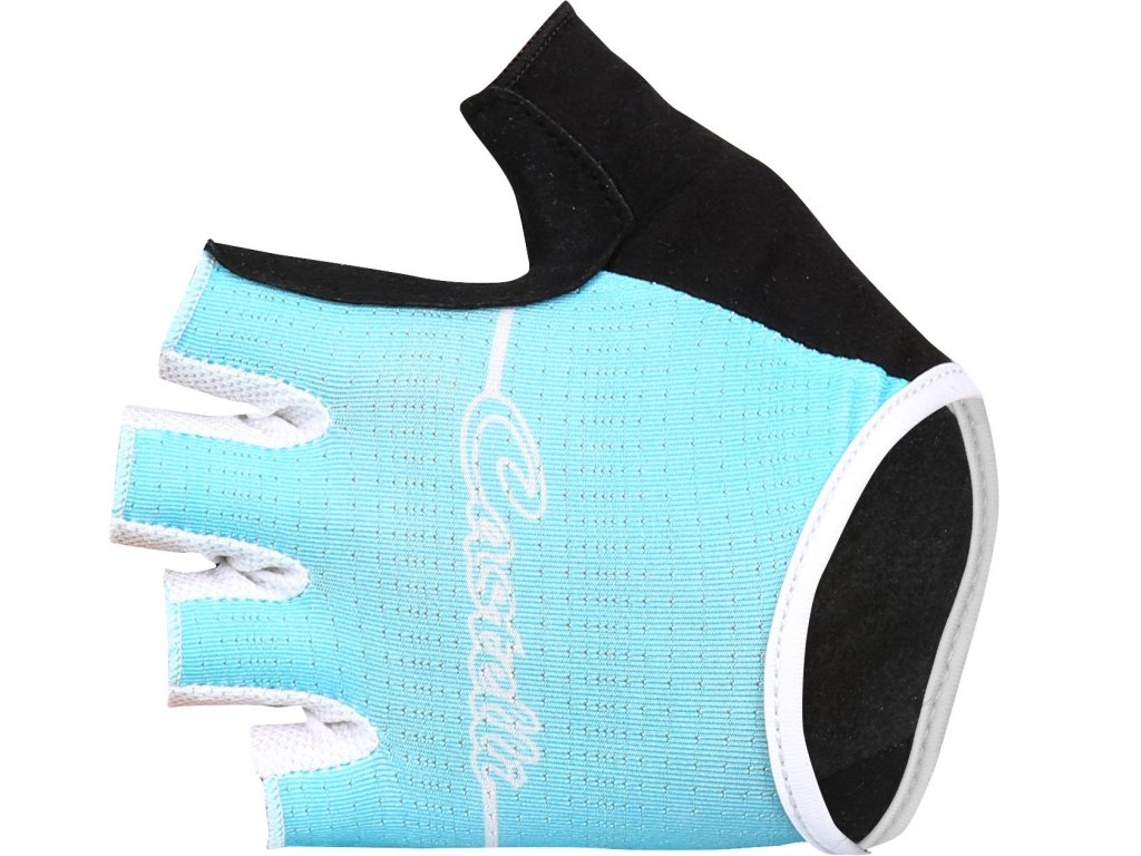 Dámske cyklo rukavice Castelli Dolcissima (Farba Castelli-Dolcissima-rukavice-damske-Modro-biela, Veľkosť XS)