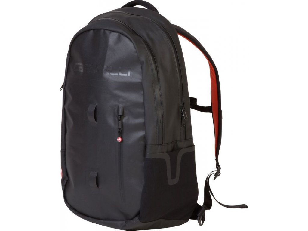 Cestovný ruksak Castelli Gear Backpack (Farba Bielo-čiena)