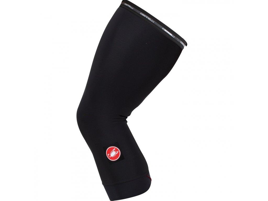 Návleky na kolená Castelli Thermoflex (Farba Castelli-Thermoflex-kolena-Čierna, Veľkosť XL)