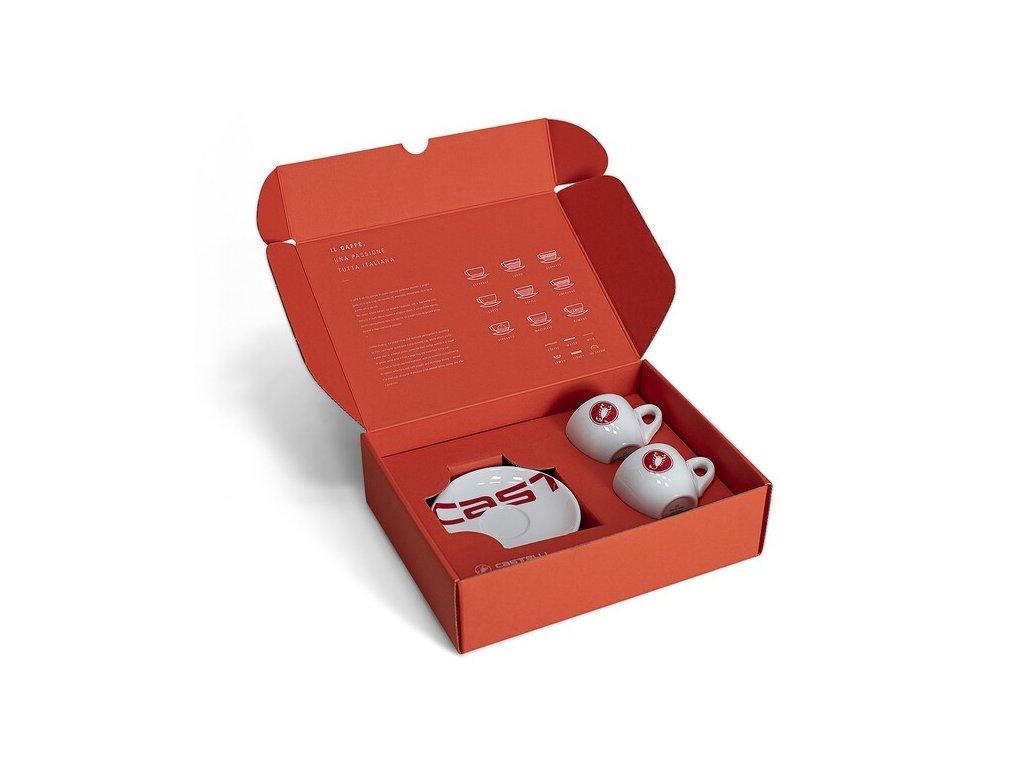 Castelli Espresso cup set (Farba Cup-set-Castelli)