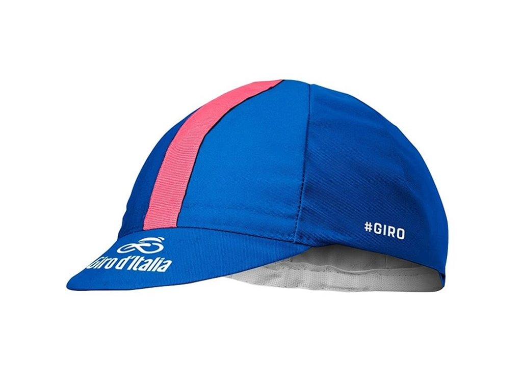Castelli Giro cap (Farba Castelli-Giro-d´Italia-ciapka-Modrá, Veľkosť UNI)