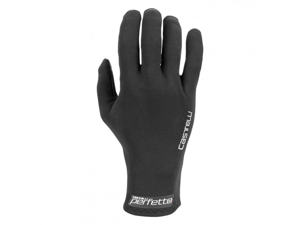 Dámske zimné rukavice Castelli Perfetto RoS (Farba Castelli-Perfetto-RoS-Dámske-zimné-rukavice-Čierna, Veľkosť XL)
