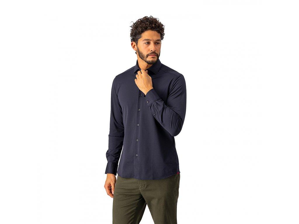 Castelli VG Button shirt  Pánska športovo-elegantná fashion košeľa