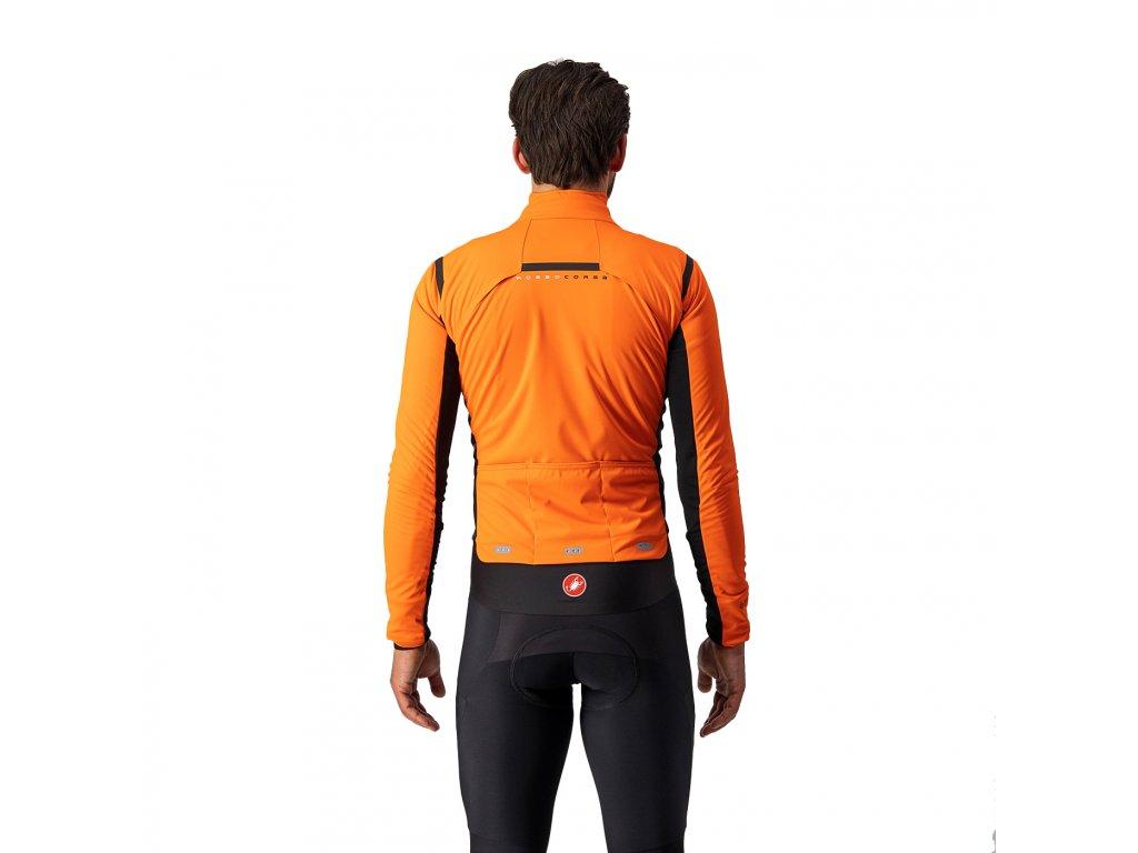 Castelli ALPHA RoS 2 (Farba CST-Aplha-Ros-2-červeno-oranžová, Veľkosť XXL)