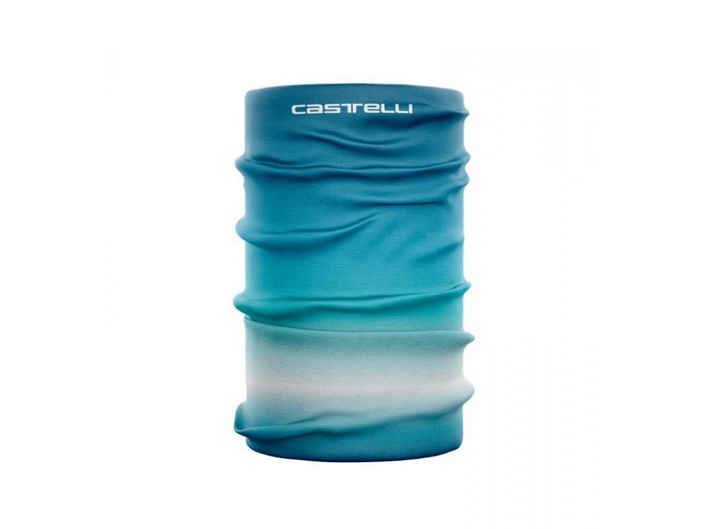 Castelli Light W Head Thingy (Farba CST-Light-HT-W-965-fialovo modrá, Veľkosť UNI)
