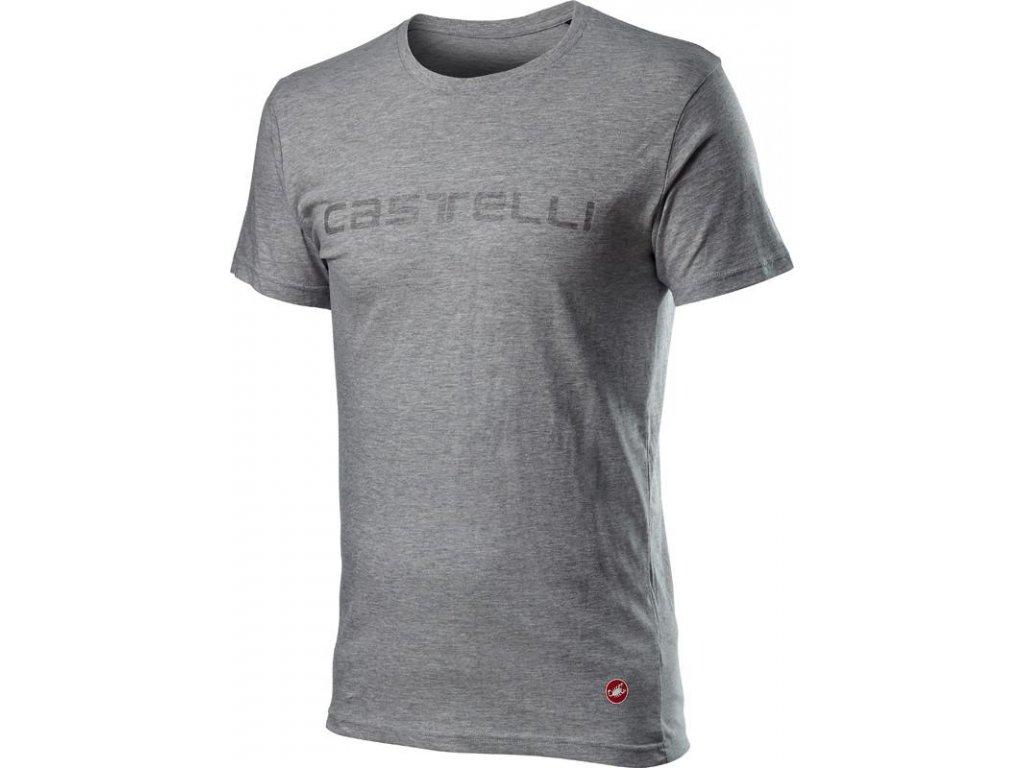 Castelli Sprinter Tee (Farba CST-Sprinter-Tee-458-modrá Italia, Veľkosť XXL)