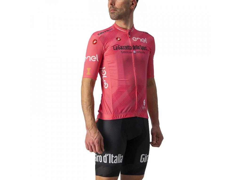 Castelli #GIRO104 Competizione  Originálna potlač dresu Giro d´Italia 2021