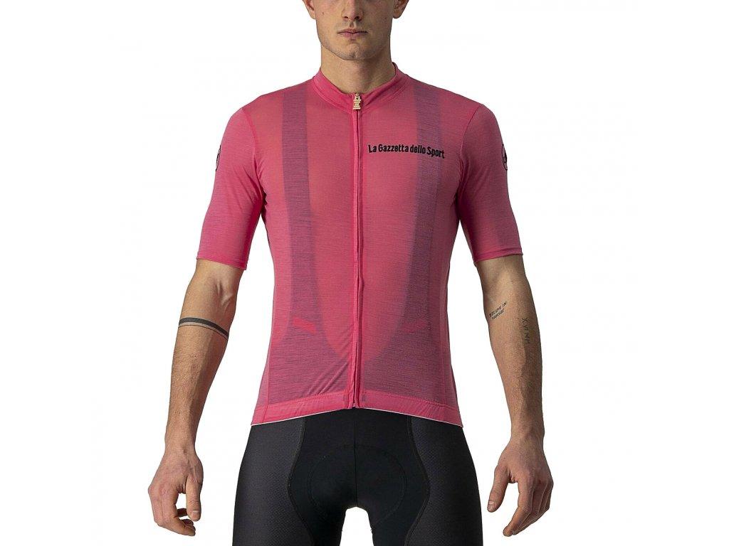 Castelli Giro Maglia Rosa Anni  Originálna, limitovaná kolekcia Giro d´Italia