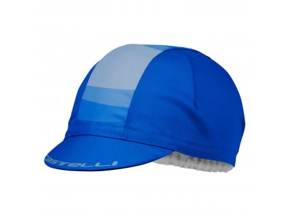 Dámska cyklo šiltovka Castelli TR W (Farba Castelli-TR-W-ciapka-Modrá, Veľkosť UNI)