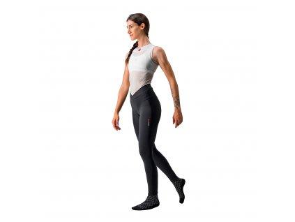 Dámske nohavice Castelli Meno Wind (Farba Castelli-Meno-Wind-damske-Čierna, Veľkosť XS)