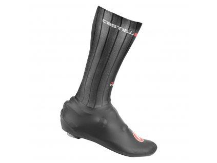 Návleky na tretry Castelli Fast Feed TT (Farba Castelli-Fast-Feed-TT-Čierna, Veľkosť XXL)