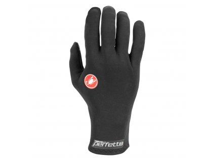 Zimné cyklo rukavice Castelli Perfetto RoS (Farba Castelli-Perfetto-RoS-zimne-Čierna, Veľkosť XXL)