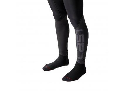 Dlhé nohavice Castelli LW Due (Farba Castelli-LW-Due-Čierna, Veľkosť XXL)