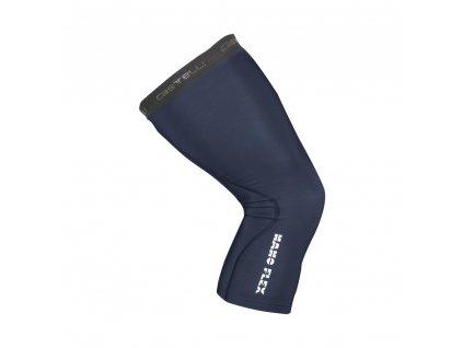 Návleky na kolená Castelli NANO FLEX 3G (Farba Castelli-NANO-FLEX-3G-Čierna, Veľkosť XL)