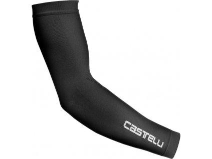 Návleky na ruky Castelli PRO SEAMLESS (Farba Castelli-PRO-SEAMLESS-čierna, Veľkosť L/XL)
