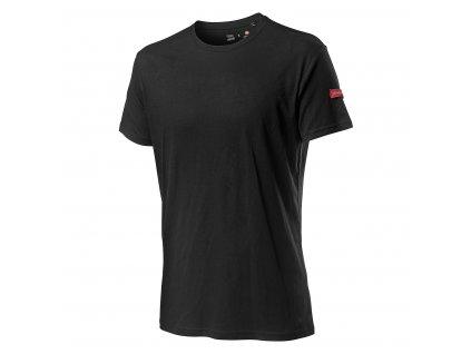 Tričko Castelli INEOS LINE TEE čierna (Farba CST-Ineos-LINE TEE čierna, Veľkosť XXL)