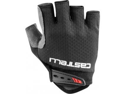 Castelli Entrata V Kid (Farba CST-Entrata-rukavice-Kid-085-čierna, Veľkosť 8rokov)