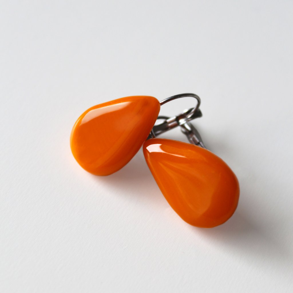 Kapky oranžové