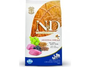 ND LG Dog Adult mini Lamb and Blueberry