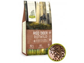 isegrim dry food adult forest red deer 1
