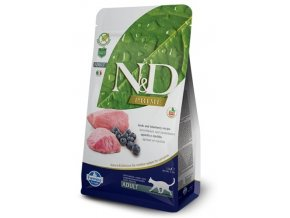 nd prime feline 1 5kg adult lamb