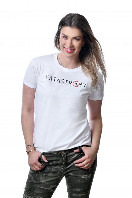 Tričko dámské bílé + další barvy