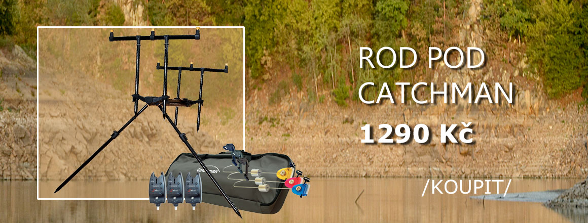 rod pod Catchman